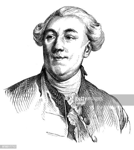 Jacques Necker ( 30 September 1732 – 9 April 1804) was a banker of Genevan origin who became a French statesman and finance minister for Louis XVI.