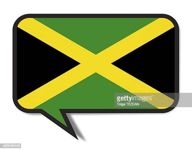 jamaica flag - jamaican culture stock illustrations, clip art, cartoons, & icons