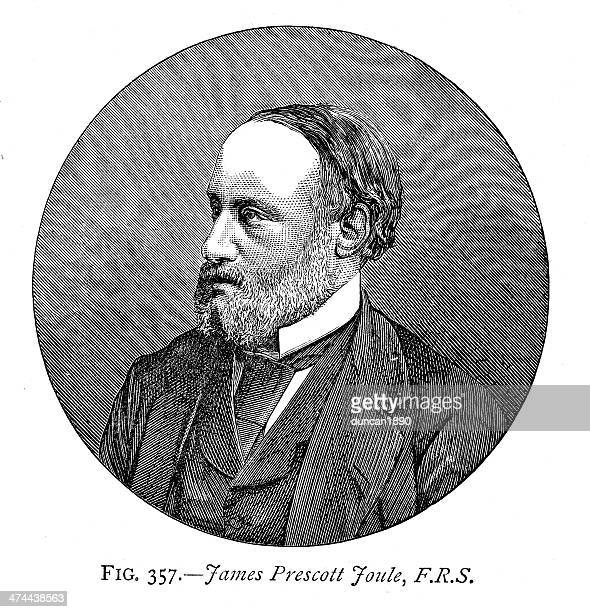 james prescott joule - physicist stock illustrations, clip art, cartoons, & icons