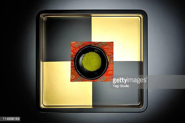 a japanese tea ceremony - green tea stock illustrations, clip art, cartoons, & icons