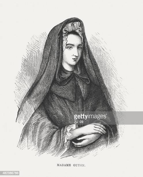 Jeanne Guyon, French mystic, published in 1873