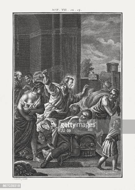 Jesus Drives the Moneychangers From the Temple (Matthew 21)