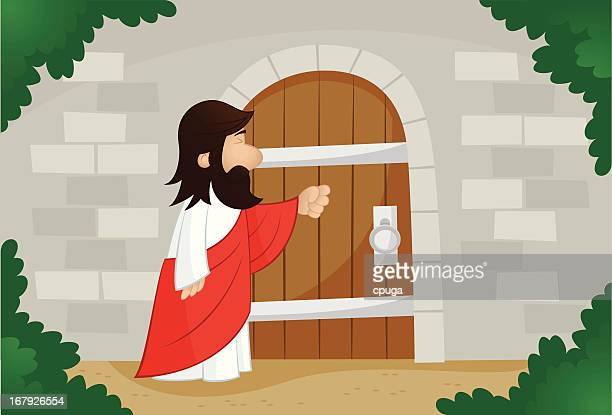 Knocking Stock Illustrations And Cartoons Getty Images