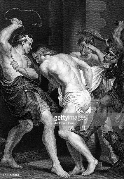 jesus scourged - whipped food stock illustrations, clip art, cartoons, & icons