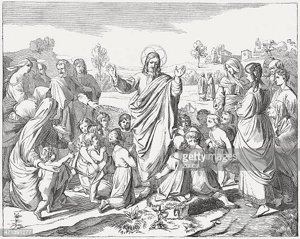 Jesus, O amigo de crianças (Matthew 19, 14)