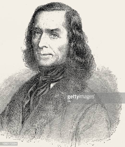 Johann Karl Friedrich Zöllner, german astronomer, 1834-1882