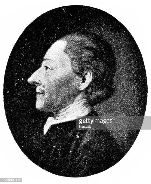 Johann Kaspar Lavater was a Swiss poet, writer, philosopher, physiognomist and theologian