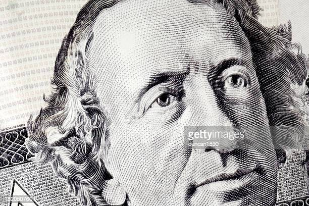 john a. macdonald - canadian currency stock illustrations