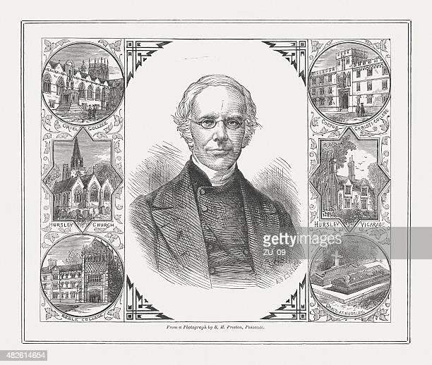 John Keble (1792 - 1866), English churchman, published 1873