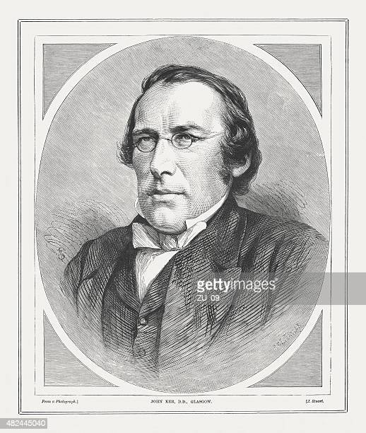 John Ker (1819 - 1886), Scottish minister, published in 1873
