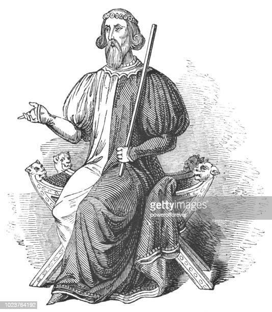 John of Gaunt, 1st Duke of Lancaster - Works of William Shakespeare
