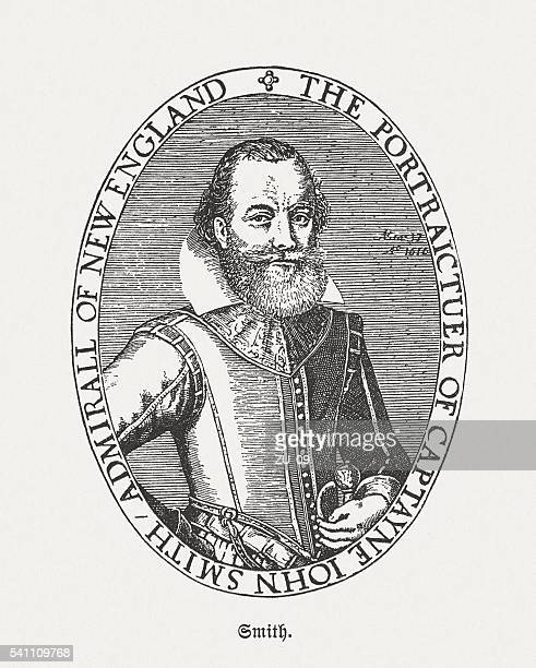 John Smith (1580-1631), Admiral of New England, published in 1884