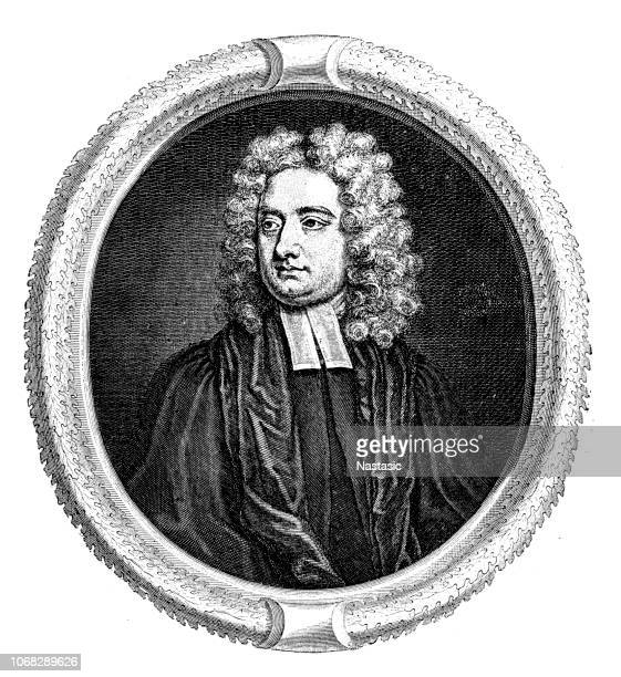 Jonathan Swift (30 November 1667 – 19 October 1745) was an Anglo-Irish satirist, essayist, political pamphleteer , poet and cleric who became Dean of St Patrick's Cathedral, Dublin