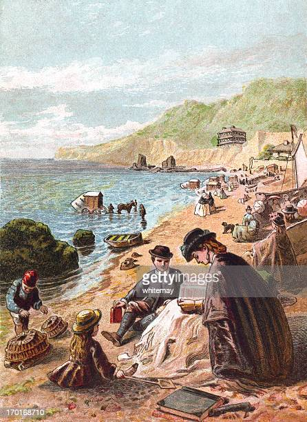 July - Victorians at the seaside