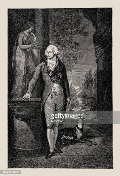 Karl August von Hardenberg (1750-1822). Prussian statesman and Prime Minister of Prussia. He was its representative at the Congress of Vienna (1815)