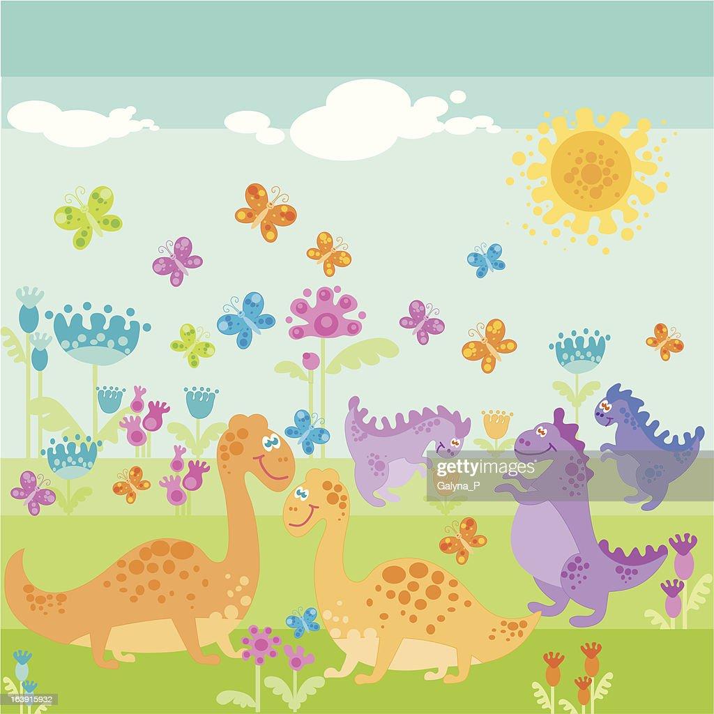 kids ancient dinosaur