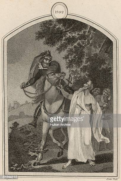 1392 King Charles VI of France is warned of treachery by a ghostly old man in the Forest of Le Mans en route to a battle The incident signalled the...