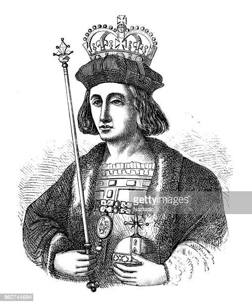 king edward iv - circa 15th century stock illustrations, clip art, cartoons, & icons
