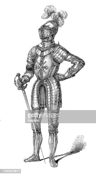 Knight, Armour of Charles the Bold of Burgundy