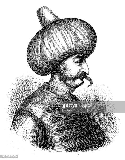 Koprulu, Fazil Ahmed, 1626 - 20.10.1676, Ottoman politician, Grand Vizier 31.10.1661 - 19.10.1676