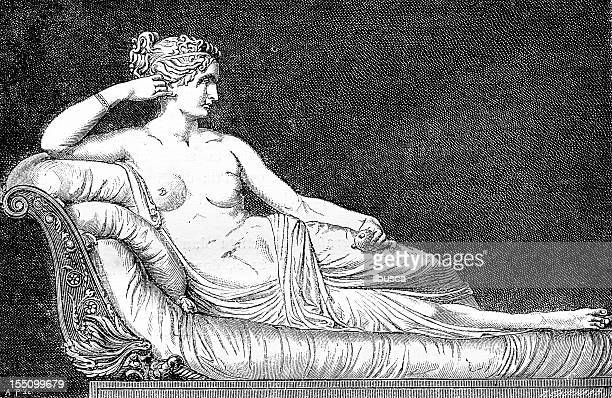 La Venere Borghese por Canova