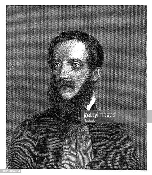 Lajos Kossuth was a Hungarian lawyer, journalist, politician, statesman and Governor-President of the Kingdom of Hungary during the revolution of 1848–49.