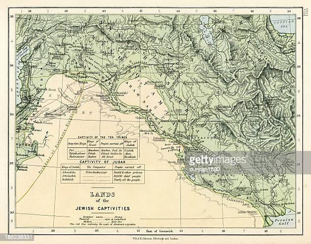 Lands of the Jewish Captivities