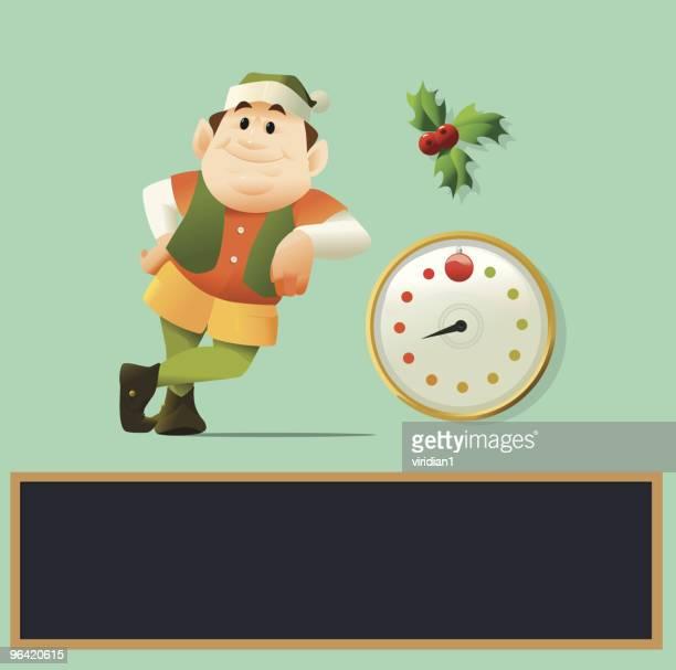 Last minute elf