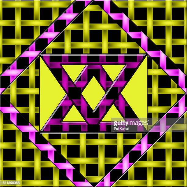 lattice creative shapes abstract design - pastry lattice stock illustrations, clip art, cartoons, & icons