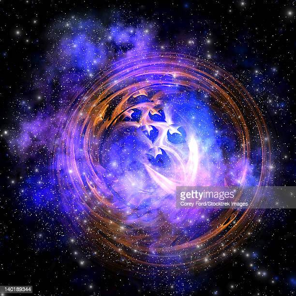 leftover remnants from a supernova explosion. - signal flare stock illustrations, clip art, cartoons, & icons