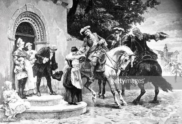 Riding ladies napoleon zOthers /