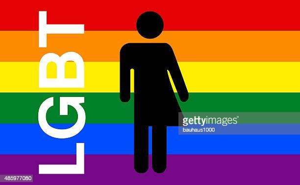 lgbt 、レズビアン、ゲイ、バイセクシャル、トランスジェンダー、ゲイプライド国旗 - ゲイ・パレード点のイラスト素材/クリップアート素材/マンガ素材/アイコン素材