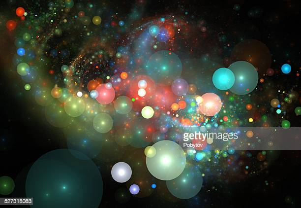 light celebratory background - ethereal stock illustrations, clip art, cartoons, & icons