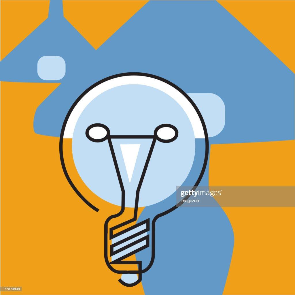 Lightbulb : Illustration