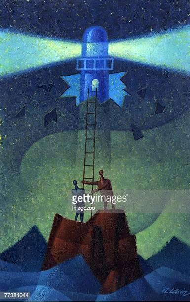 ilustrações, clipart, desenhos animados e ícones de lighthouse - reforma assunto