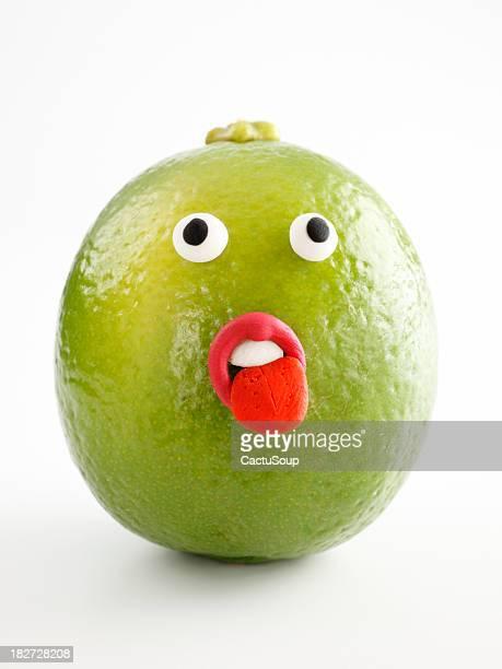 Lime Portrait