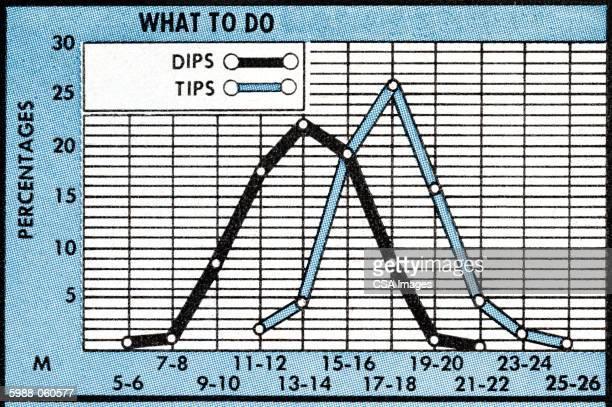 line graph - graph stock illustrations