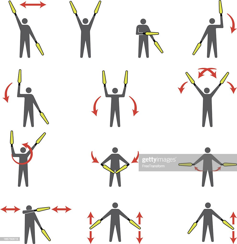 Lineperson Signals