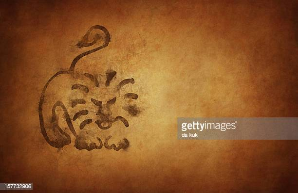 Lion zodiac sign