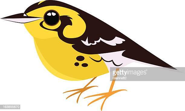 リトル鳥 - named animal点のイラスト素材/クリップアート素材/マンガ素材/アイコン素材