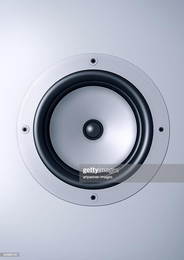 loudspeaker / speaker : Stock Illustration