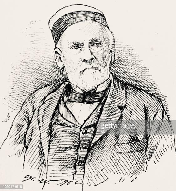 Louis Pasteur, french scientist, 1822-1895