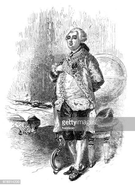 Louis XVI (1754-1793), French king