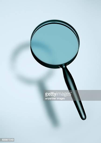 loupe, magnifying glass, lens - vergrößerungsglas stock-grafiken, -clipart, -cartoons und -symbole