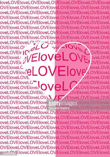 love, illustration, concept - labeling stock illustrations, clip art, cartoons, & icons