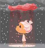 Love Raining Down