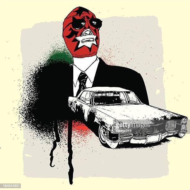 Lucha De Mexico Via Cadillac