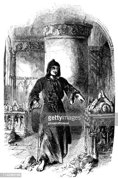 Lucifer Disguised as a Friar - Works of Henry Wadsworth Longfellow