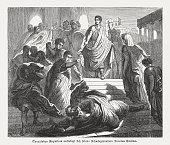 lucius tarquinius superbus murdered his fatherinlaw