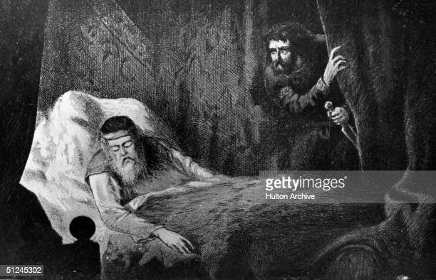 1040 Macbeth murdering King Duncan I of Scotland at Pitgaveny near Elgin to ascend to the throne Macbeth King of Scots enjoyed a mostly peaceful...